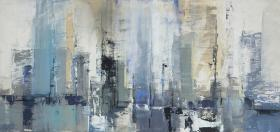 Abstract cityscape 5