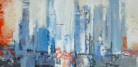 Abstract cityscape 6